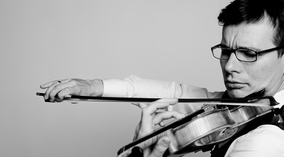 Violonistul Alexandru Tomescu este invitatul Radio Clasic