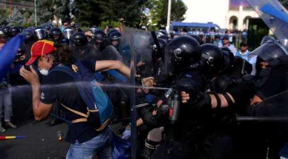 Procurorii militari extind acuzaţiile pentru şefii din Jandarmerie în dosarul violenţelor de la protestul din 10 august 2018