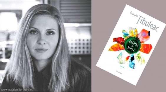 Tatiana Țîbuleac a câștigat Premiul Uniunii Europene pentru Literatură