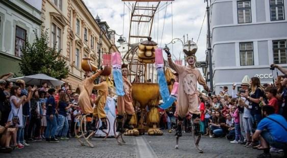 Începe Festivalul Internațional de Teatru de la Sibiu