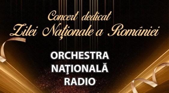 Concert-eveniment de Ziua Națională a României