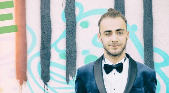 """Daniel Ciobanu cântă la Academia de Muzică """"Franz Liszt"""" din Budapesta"""