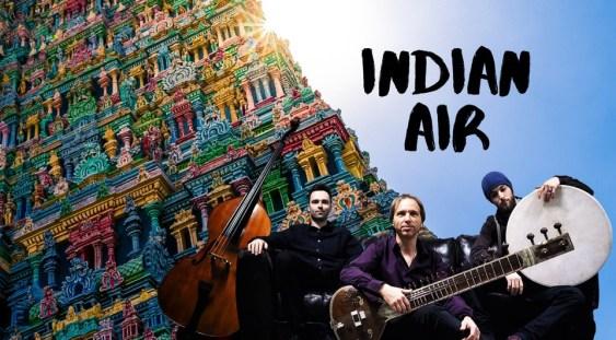 'Indian Air' – Jazz și world music la Sala Dalles