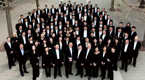 Orchestra Filarmonicii Chineze, în concert la Ateneul român