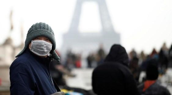 Franţa, record absolut de cazuri noi de coronavirus într-o singură zi