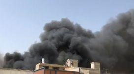 VIDEO | Pakistan: Un avion cu 107 oameni la bord s-a prăbușit într-o zonă rezidențială din Karachi