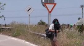 VIDEO | Prostituatele românce din Italia au ieșit la muncă cu măști, gel dezinfectant și termoscanere