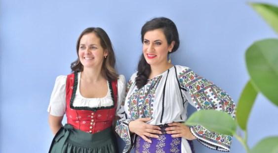 Rodica Vică și Barbara Laister-Ebner susțin un recital online