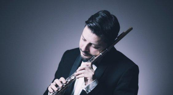 Interviul sătămânii cu flautistul Matei Ioachimescu