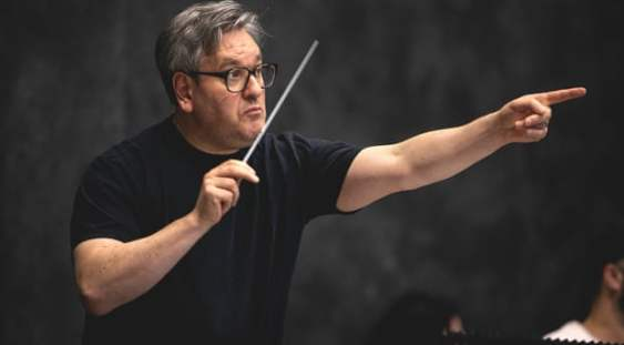 Antonio Pappano preia conducerea muzicală a London Symphony Orchestra