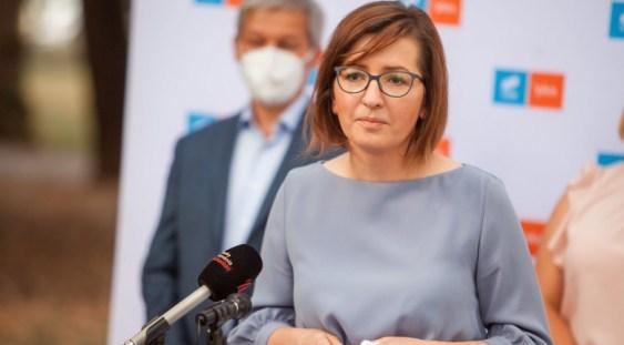 Ioana Mihăilă este propunerea USR PLUS pentru funcția de ministru al Sănătății