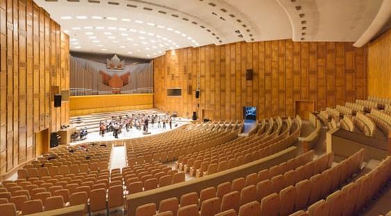 Se deschide stagiunea de concerte 2021-2022 de la Sala Radio