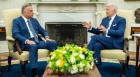 Acord între preşedintele Joe Biden şi premierul irakian Mustafa al-Kadhimi pentru încheierea misiunii de luptă a SUA în Irak