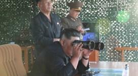 Coreea de Nord a lansat o rachetă balistică de pe un submarin, anunță armata Coreei de Sud