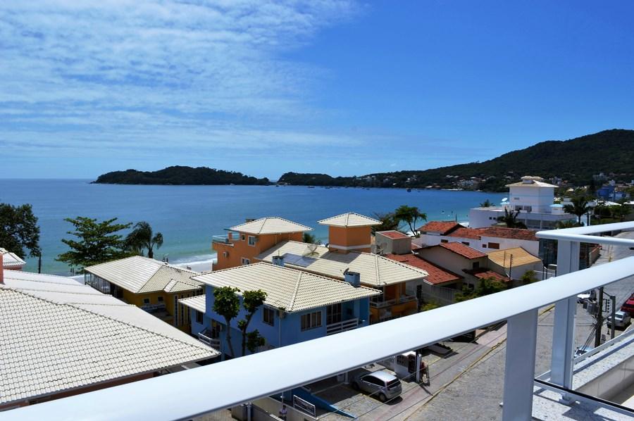 vista apto panoramico praia e avenida lado direito