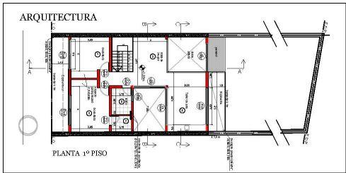 02 Plano único 1er piso