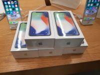 Apple iPhone X - 256GB - Silver