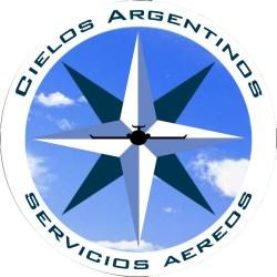 Logo Cielos Argentinos sin Fondo