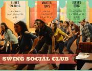 Clases de baile swing lindy hop