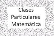 Doy clases de Inglés y/o Matemáticas