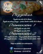 Pizzas para Hornear!!!