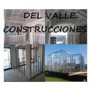 SE REALIZAN TRABAJOS EN CONSTRUCCIÓN EN SECO