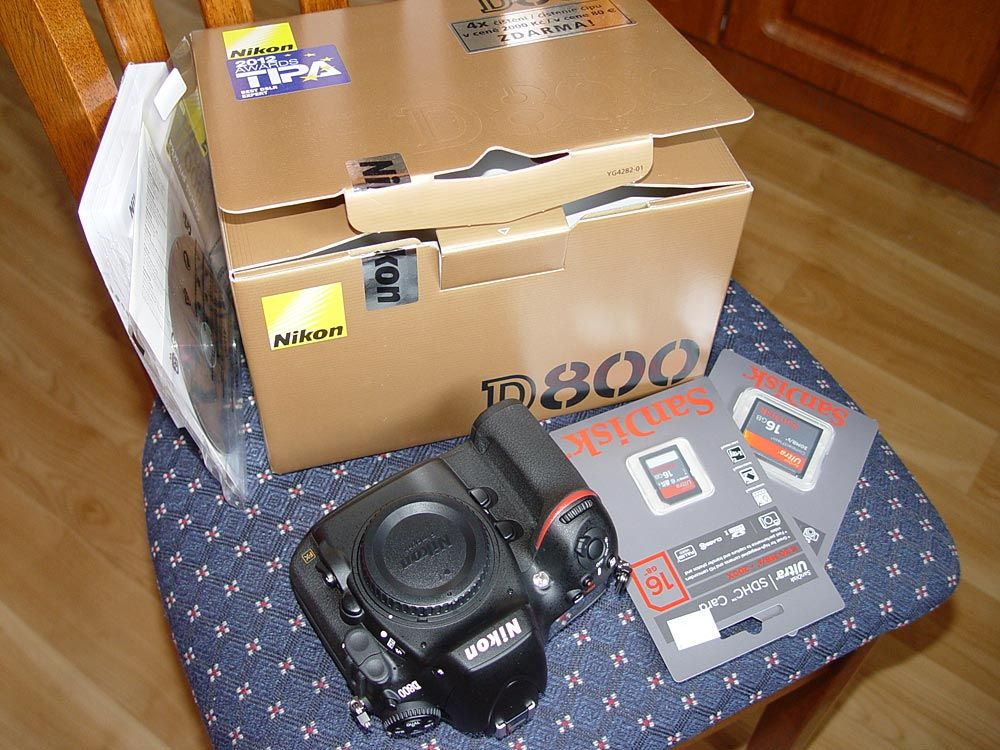 Nikon D800...2