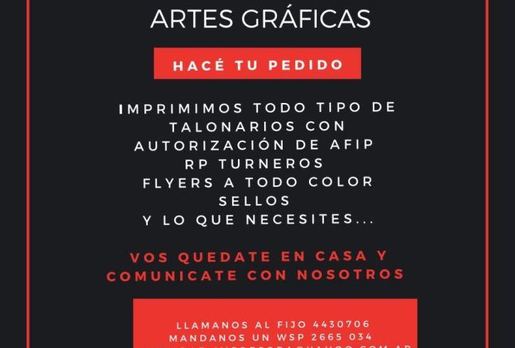 ARTES GRÁFICAS (1)