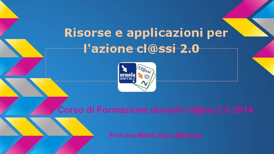 Risorse 2.0 14