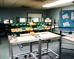 Industrial Engineering Lego lab