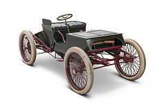 """1901 Ford """"Sweepstakes"""" Race Car"""