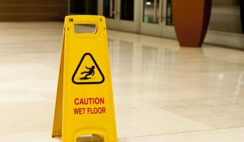Wet Floor Image