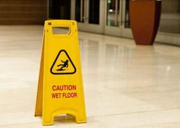 Wet Floor Image