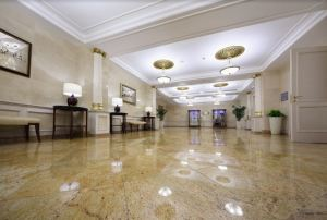 Clean Floors after Floor Cleaning Company