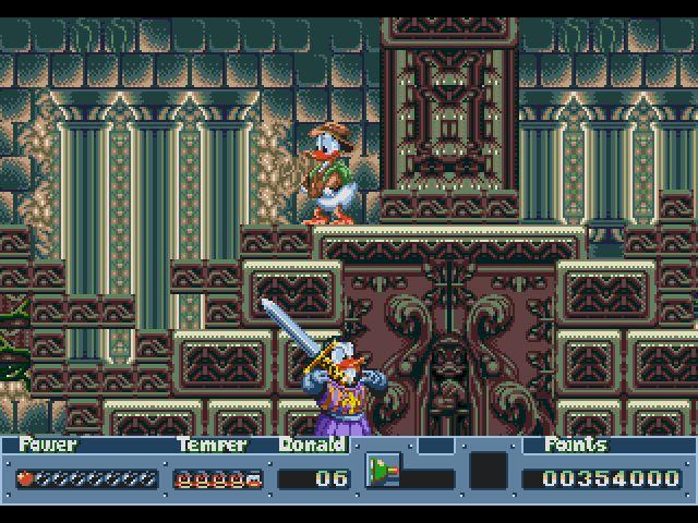 [Análise Retro Game] - QuackShot estrelando Pato Donald - Mega Drive Image152