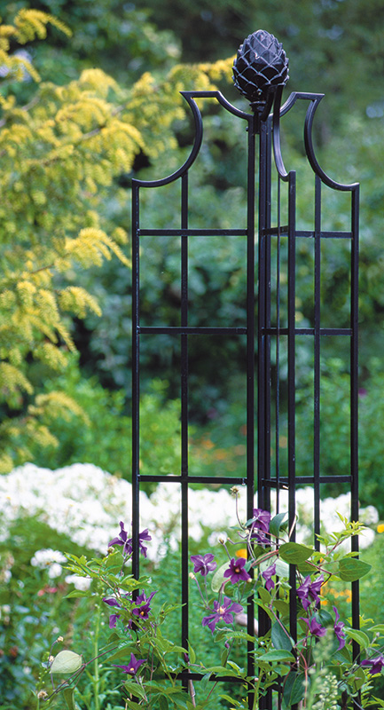 High Quality Rose Obelisk Buy On Classic Garden Elements Uk