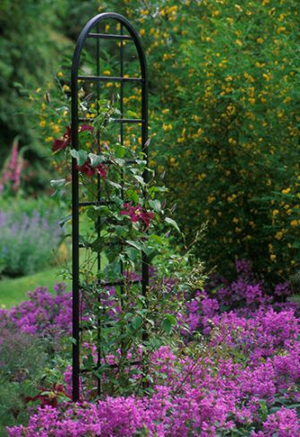 High Quality Garden Obelisks Amp Rose Pillars Classic