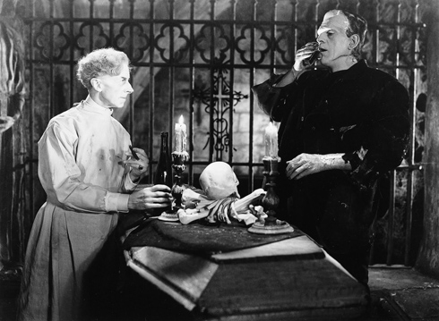 Image result for bride of frankenstein
