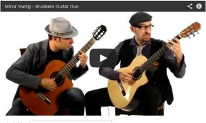 bruskers guitar duo