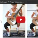 Classical Guitar Lessons – Beginners – Correct Posture