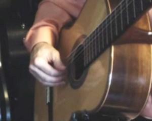 classical guitar right hand arpeggios