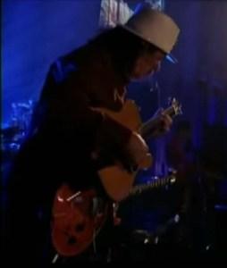 santana classical guitar