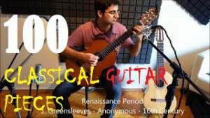 100-guitar-pieces