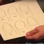 How you should shape classical guitar nails?
