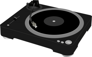 vinyl record 432 hz