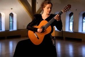 Tatyana Ryzhkova - Classical Guitar