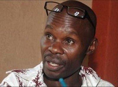 David Kato Kisule (file photo)