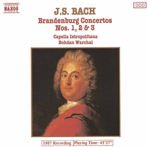 Bach Brandenburg Concertos 1 2 And 3 Classical Archives