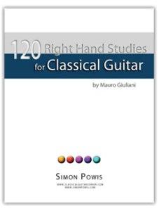 120 Right Hand Studies