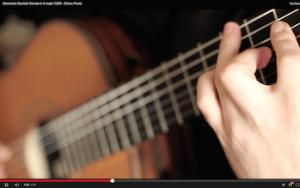 Performance: Scarlatti K208